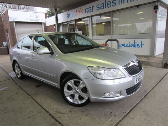 used Skoda Octavia ELEGANCE TDI CR DSG in surrey