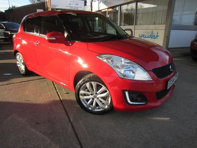 used Suzuki Swift SZ4 in surrey