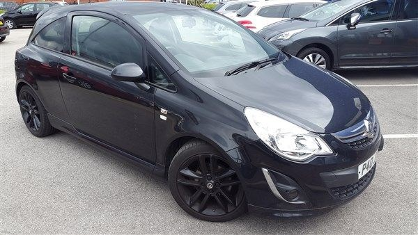used Vauxhall Corsa LIMITED EDITION in guildford-surrey