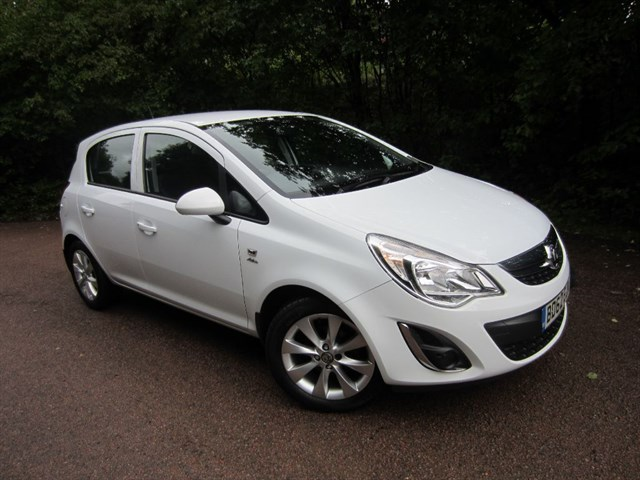 used Vauxhall Corsa ACTIVE AC in guildford-surrey