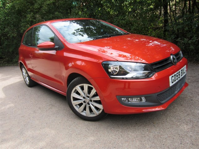 used VW Polo SE in guildford-surrey