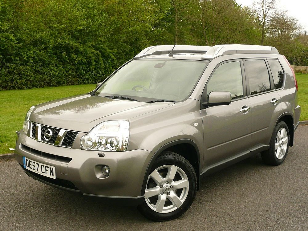 Nissan X-Trail PDF Manuals online Download Links at Nissan Owners Manuals
