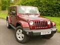 Car of the week - Jeep Wrangler SAHARA UNLIMITED - Only £10,995