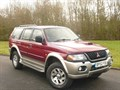 Car of the week - Mitsubishi Shogun Sport 2.5 DIESEL EQUIPE - Only £3,749