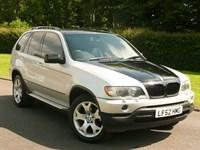 Used BMW X5 D SPORT £140 PER MON