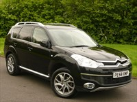 Used Citroen C-Crosser EXCLUSIVE HDI