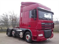 Used DAF XF FTG105.460 E4 HRS