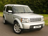 Used Land Rover Discovery 4 TDV6 GS 7 SEATER++ONLY £363 PER MONTH