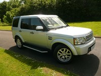 Used Land Rover Discovery 4 TDV6 GS £335 PER MONTH