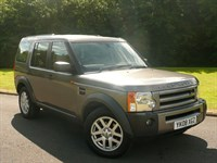 Used Land Rover Discovery 3 TDV6 XS £289 PER MONTH