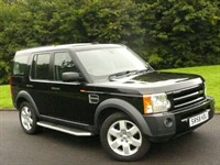 Used Land Rover Discovery 3 TDV6 HSE
