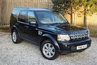 Used Land Rover Discovery 4 SDV6 XS