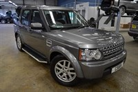 Used Land Rover Discovery 4 TDV6 GS