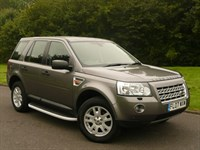 Used Land Rover Freelander 2 TD4 XS ++ONLY £256 PER MONTH++