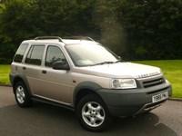 Used Land Rover Freelander V6I GS STATION WAGON