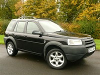 Used Land Rover Freelander ES STATION WAGON