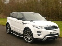 Used Land Rover Range Rover Evoque SD4 DYNAMIC £563 PER MONTH