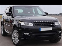 Used Land Rover Range Rover Sport HSE SDV6 £583 PER MONTH - NEW MODEL