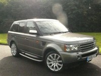 Used Land Rover Range Rover Sport TDV6 SPORT HSE £364 PER MONTH