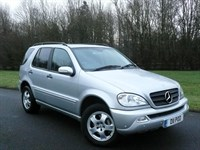 Used Mercedes ML270 CDI 7 SEATER ++£197 PER MONTH++