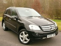 Used Mercedes ML320 CDI Sport Tip