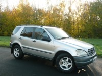 Used Mercedes ML320 7 SEATER