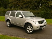 Used Nissan Pathfinder SPORT TEC PACK DCI ++ONLY £217 PER MONTH++
