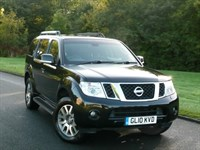 Used Nissan Pathfinder TEKNA DCI 190 £289 PER MONTH NEW MODEL