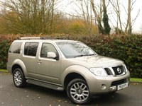 Used Nissan Pathfinder TEKNA DCI 190 NEW MODEL £297 PER MONTH