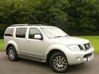 Used Nissan Pathfinder TEKNA DCI 190 £298 PER MONTH