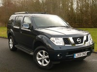 Used Nissan Pathfinder TEKNA DCI £257 PER MONTH