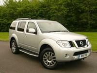 Used Nissan Pathfinder TEKNA DCI