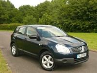 Used Nissan Qashqai VISIA £142 PER MONTH