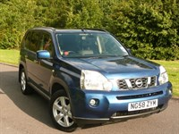 Used Nissan X-Trail AVENTURA DCI 173 ONLY £215 PER MONTH