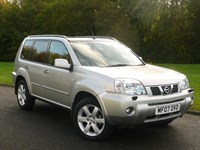 Used Nissan X-Trail AVENTURA DCI