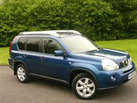 Used Nissan X-Trail SPORT DCI £190 PER MONTH