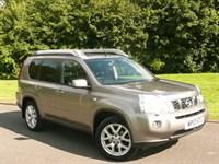 Used Nissan X-Trail TEKNA DCI 170 BHP £266 PER MONTH