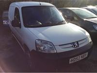 Used Peugeot Partner LX 800 HDI