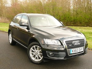 used Audi Q5 170 PS QUATTRO SE in swindon-wiltshire