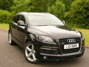 used Audi Q7  in swindon-wiltshire