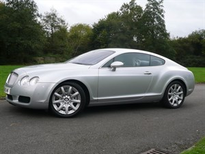 used Bentley Continental GT GT Coupe Auto in swindon-wiltshire
