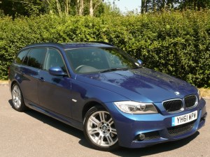 used BMW 318d M SPORT TOURING in swindon-wiltshire
