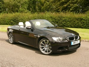 used BMW M3 Convertible DCT Auto EDC 12K MILES FULLY LOADED in swindon-wiltshire