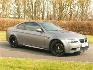 used BMW M3 M-3 DCT COUPE  in swindon-wiltshire