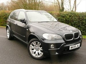 used BMW X5 D M SPORT XDRIVE in swindon-wiltshire