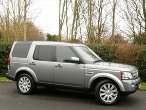 used Land Rover Discovery 4 SDV6 XS in swindon-wiltshire