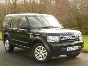 used Land Rover Discovery DISCOVERY 4 GS MANUAL 7 SEATER in swindon-wiltshire