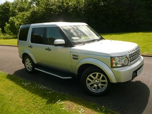 used Land Rover Discovery 4 TDV6 GS £335 PER MONTH in swindon-wiltshire