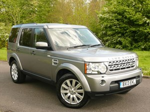 used Land Rover Discovery DISCOVERY 4 XS AUTO in swindon-wiltshire