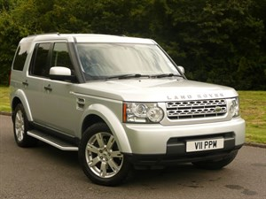 used Land Rover Discovery 4 TD GS AUTO in swindon-wiltshire